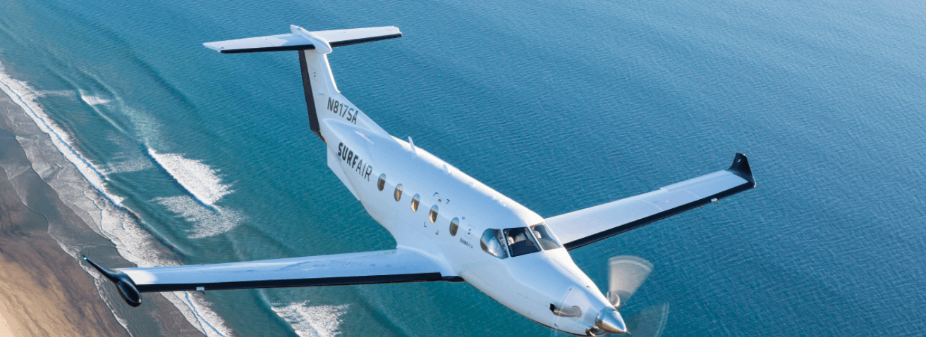 Surf Air: Subscription-Based Aviation