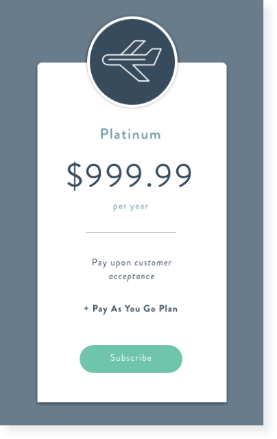 Zuora Platinum Plan
